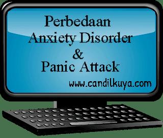 Perbedaan Anxiety Disorder Atau Panic Attack, Pemicu & Gejalanya
