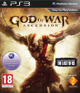 Download - Jogo God of War Ascension PS3-DUPLEX (2013)