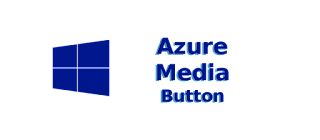 Azure Media Button