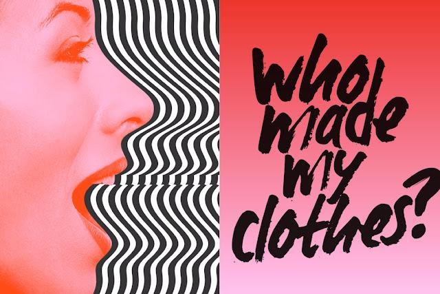 fast fashion, slow fashion, ethical fashion, fashion revolution, who made my clothes