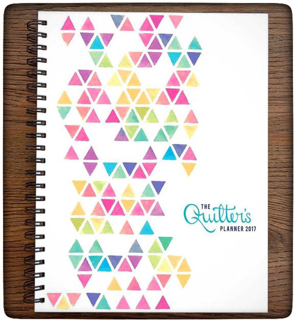 Thistle Thicket Studio, The Quilter's Planner 2017