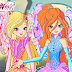 New Winx Season 8 pic - Bloom & Stella Cosmix
