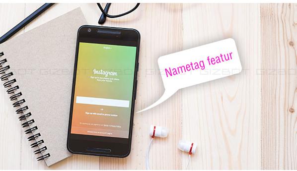 Cara Menggunakan Fitur Instagram Nametag