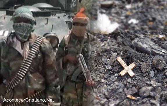 Islamistas radicales de Boko Haram