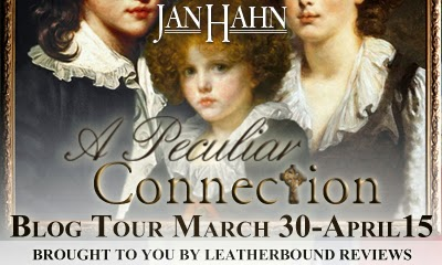A Peculiar Connection Blog Tour