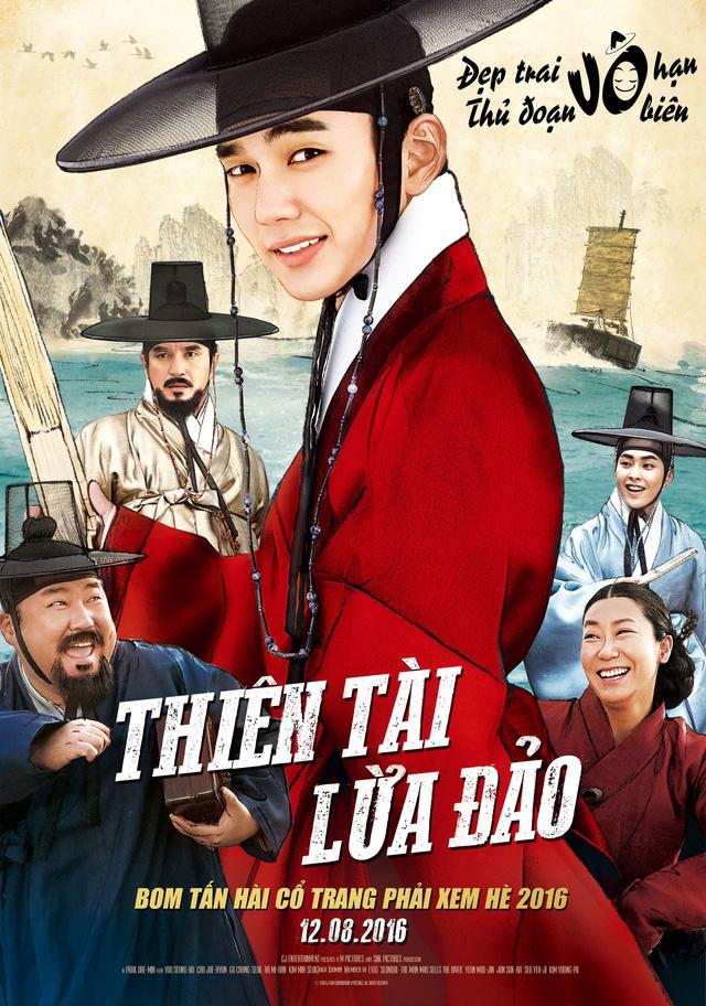 Thiên Tài Lừa Đảo - Seondal: The Man Who Sells the River / Bongyi Seondal Kim