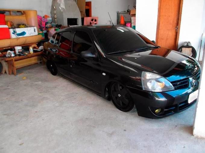Renault Clio Sedan Rebaixado