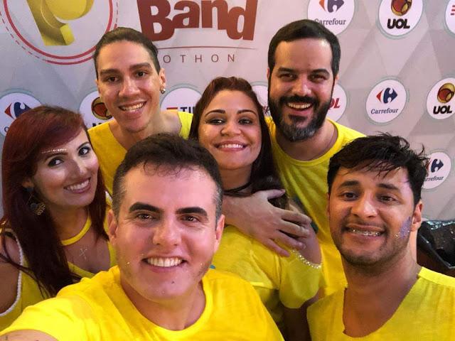 Confira tudo que rolou no carnaval 2018 no camarote do Planeta Band!