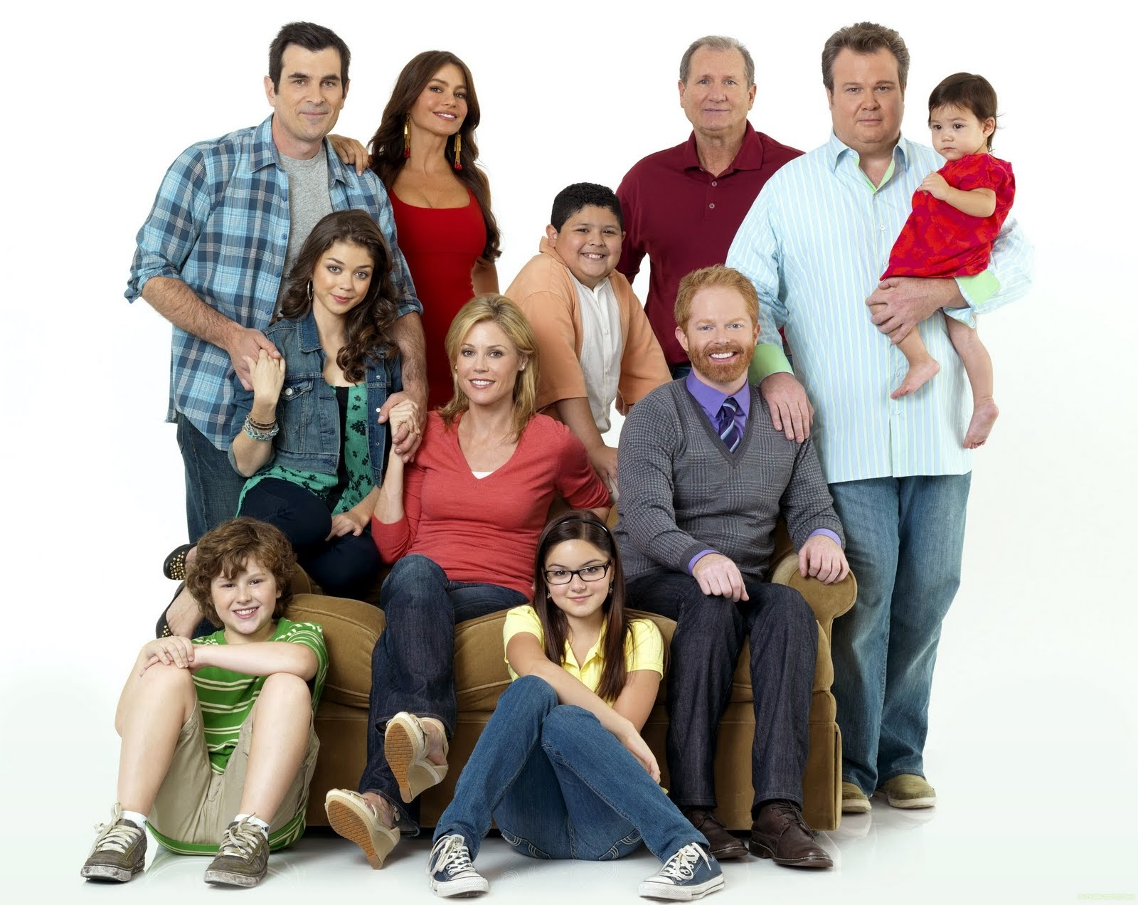 Tv Criticism 2014 Modern Family Just Like Yours Or Mine