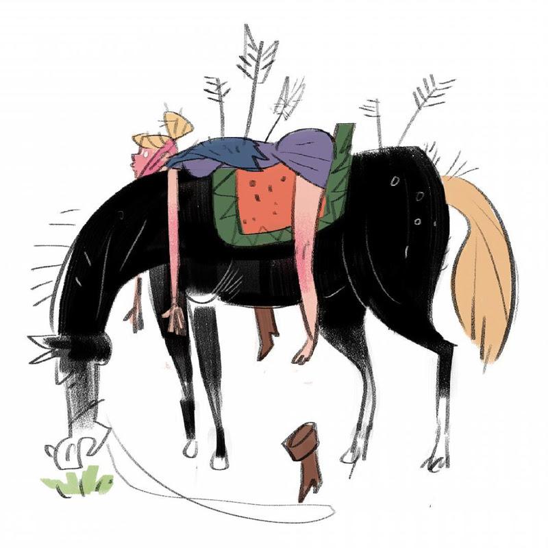 Flyin Dutchman an Illustrator from the center of World.