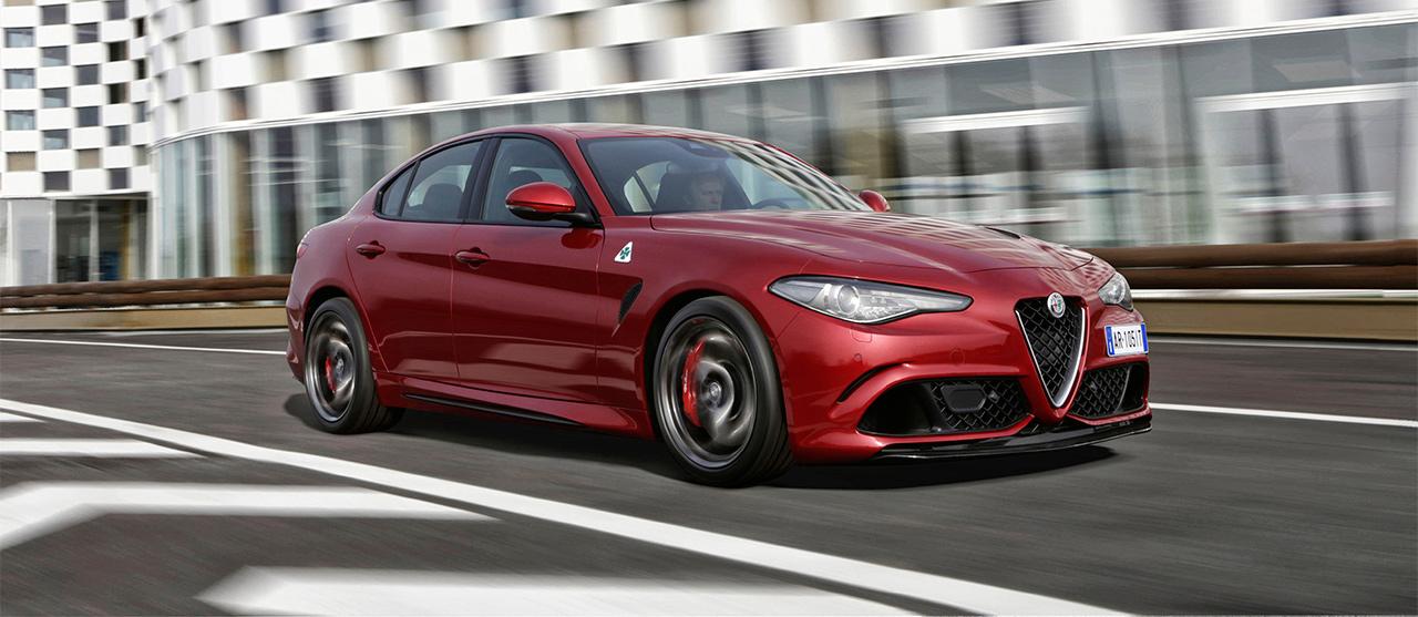 """Η Alfa Romeo Giulia το ομορφότερο αυτοκίνητο του 2016 στον διαγωνισμό """"Golden Steering Wheel"""""""