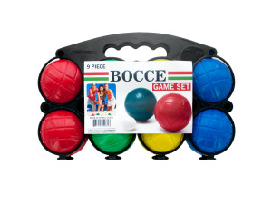 Set of Bocce Balls for family fun