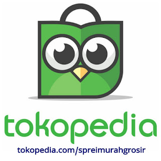 Grosir sprei waterproof di tokopedia