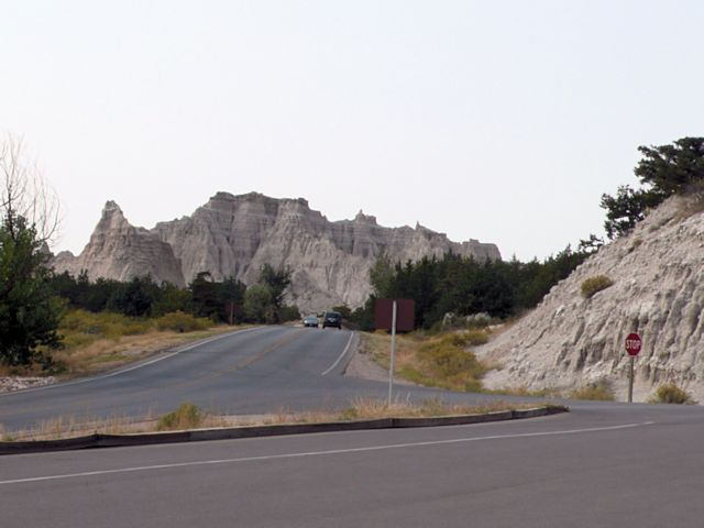 Idaho Beautys Creative Journey The Trip Home The Badlands Cedar Pass