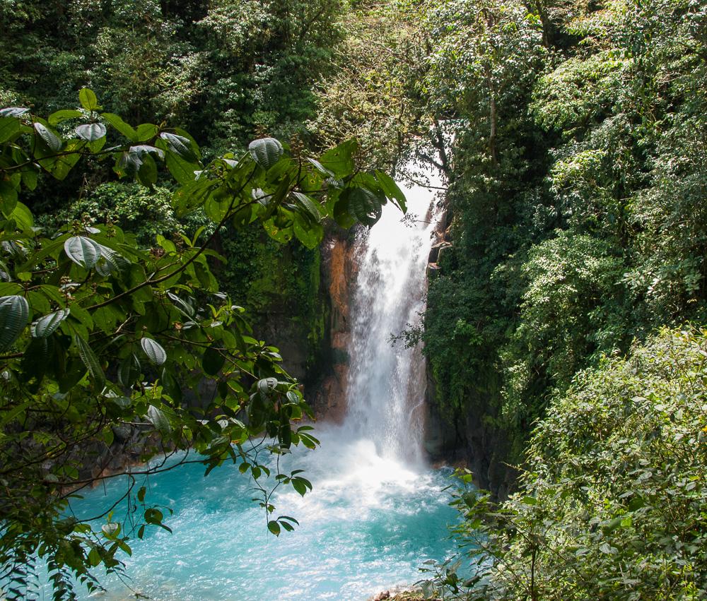 Wasserfall Rio Celeste, Costa Rica