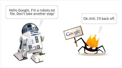 Icon Robots.txt