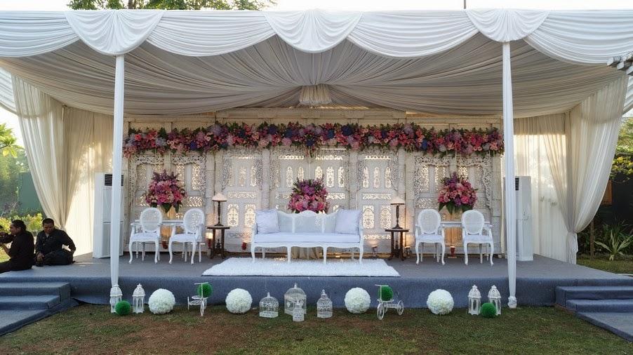 5 Poin Penting Saat Mendekor Pesta Pernikahan
