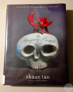 The Singing Bones by Shaun Tan book image