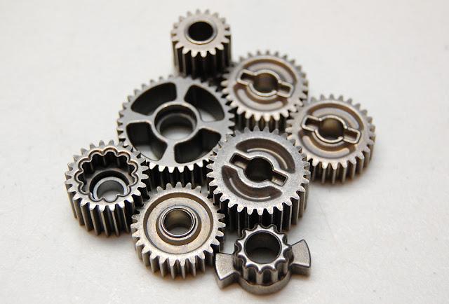 Traxxas TRX-4 Metal Transmission Gears