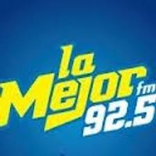 La Mejor 92.5 FM Monterrey en Vivo