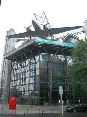 Museo de la tecnica alemana en Berlin