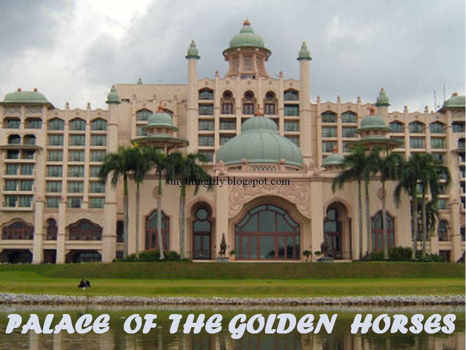 Anythinglily palace of the golden horses - Palace of the golden horses swimming pool ...