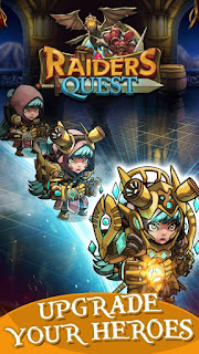Raiders Quest RPG Apk - Free Download Android Game