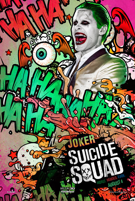 suicide squad comic book character posters