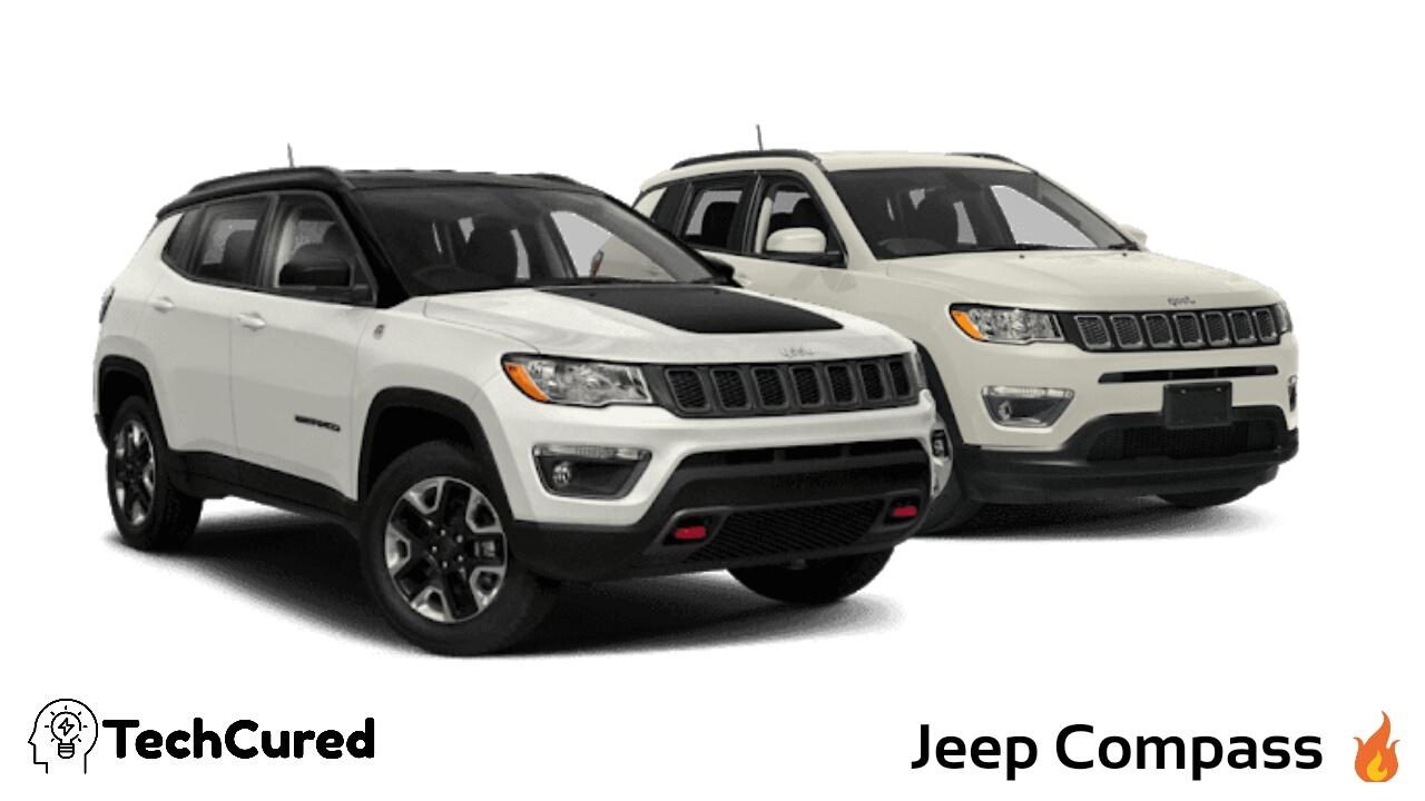TechCured | Jeep Compass A Beast In SUV