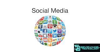 Tutorial Blogger 2018: Sosial Media