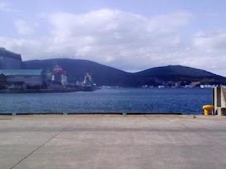 Port of Otaru, Japan