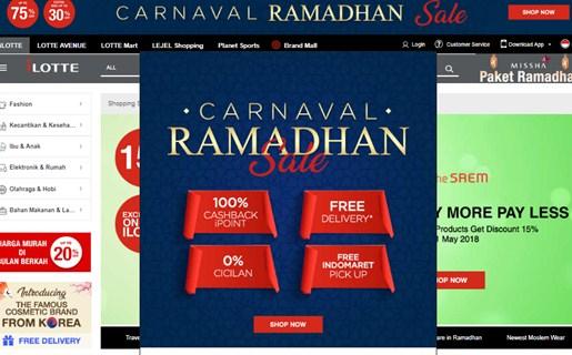 Ramadhan Sale 2018 Yang Paling Dicari