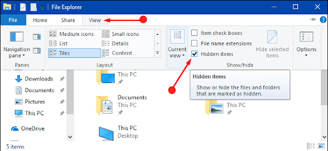 Ways to Download Spotlight Images after changing Format in Windows 10