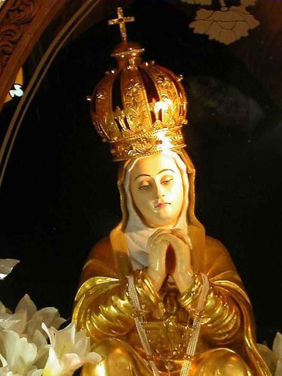 Nossa Senhora da Saúde, ou de Vailankanni, a Lourdes do Oriente.