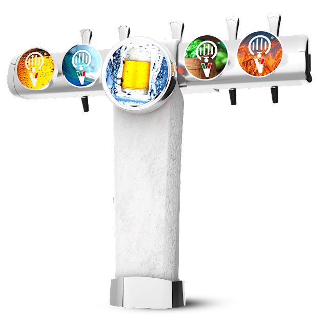 ELANPRO INTRODUCES ENERGY-EFFICIENT BEER TOWERS