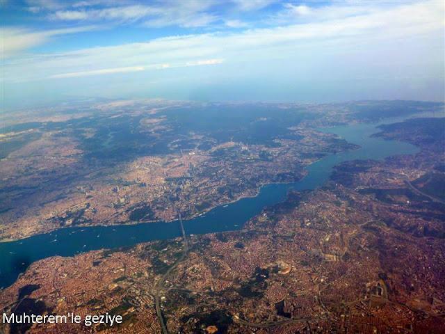 uçaktan resimler
