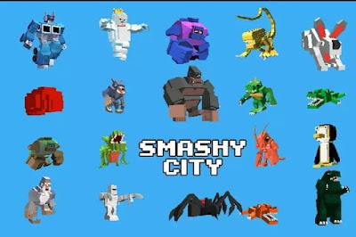 Download Smashy City Apk Terbaru