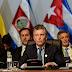 """Macri reiteró que la Argentina desconocerá """"cualquier elección"""" en Venezuela"""