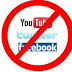 Full List Of Countries That Banned Social Media With Funny Reasons