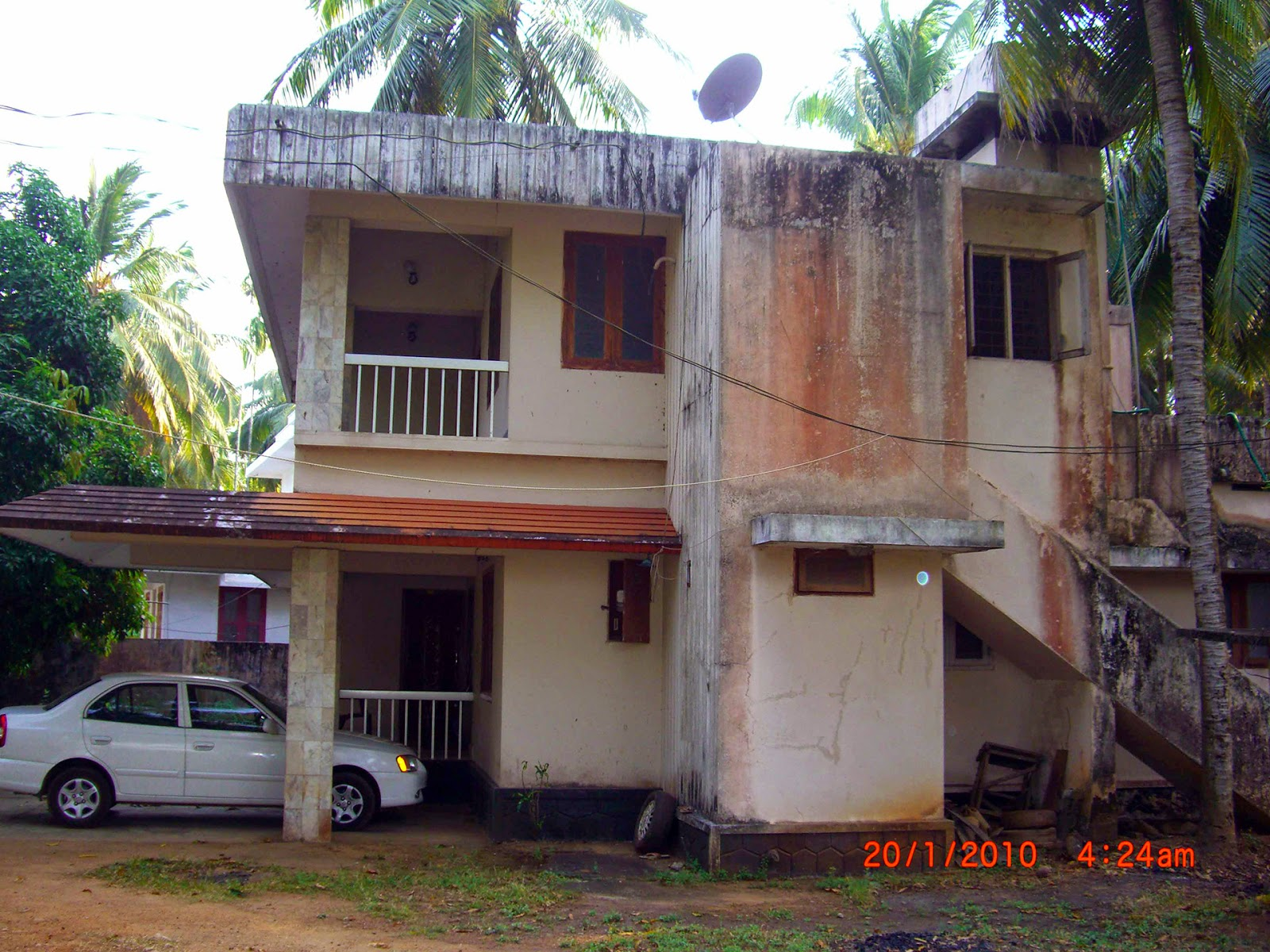 Old house renovation ideas kerala for Home renovation ideas