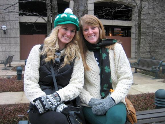 irish sisters