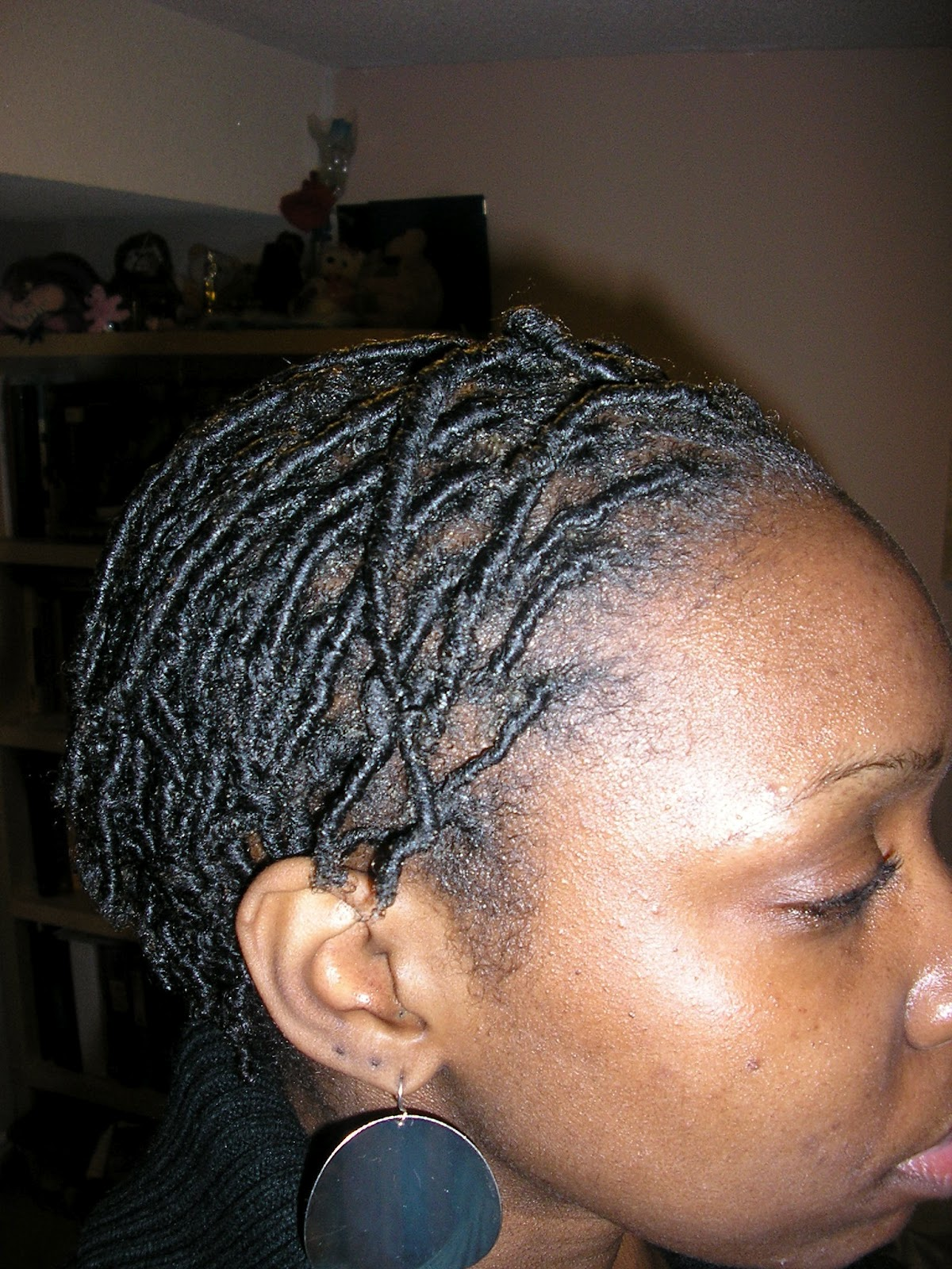 Astounding The Quotdreadedquot Decision How Should I Start My Locks Nubiansouls Hairstyle Inspiration Daily Dogsangcom