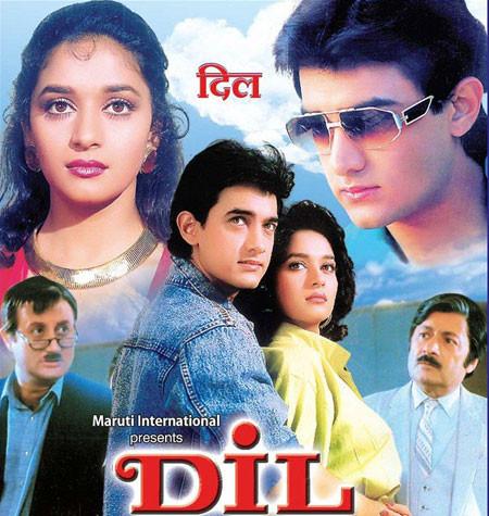 Dil 1990 Hindi Movie 800MB HDRip Download
