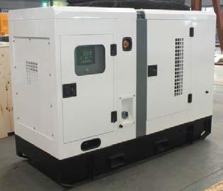 Recardo/Lovol Diesel Generator Sets