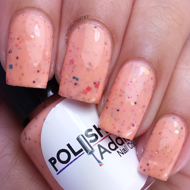 Polish Addict Nail Color - Trick or Treat