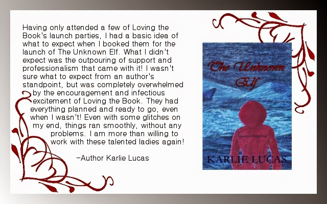 http://www.amazon.com/Elf-Karlie-Lucas-ebook/dp/B00NX6FRRY/ref=sr_1_2?ie=UTF8&qid=1416964260&sr=8-2&keywords=the+unknown+elf
