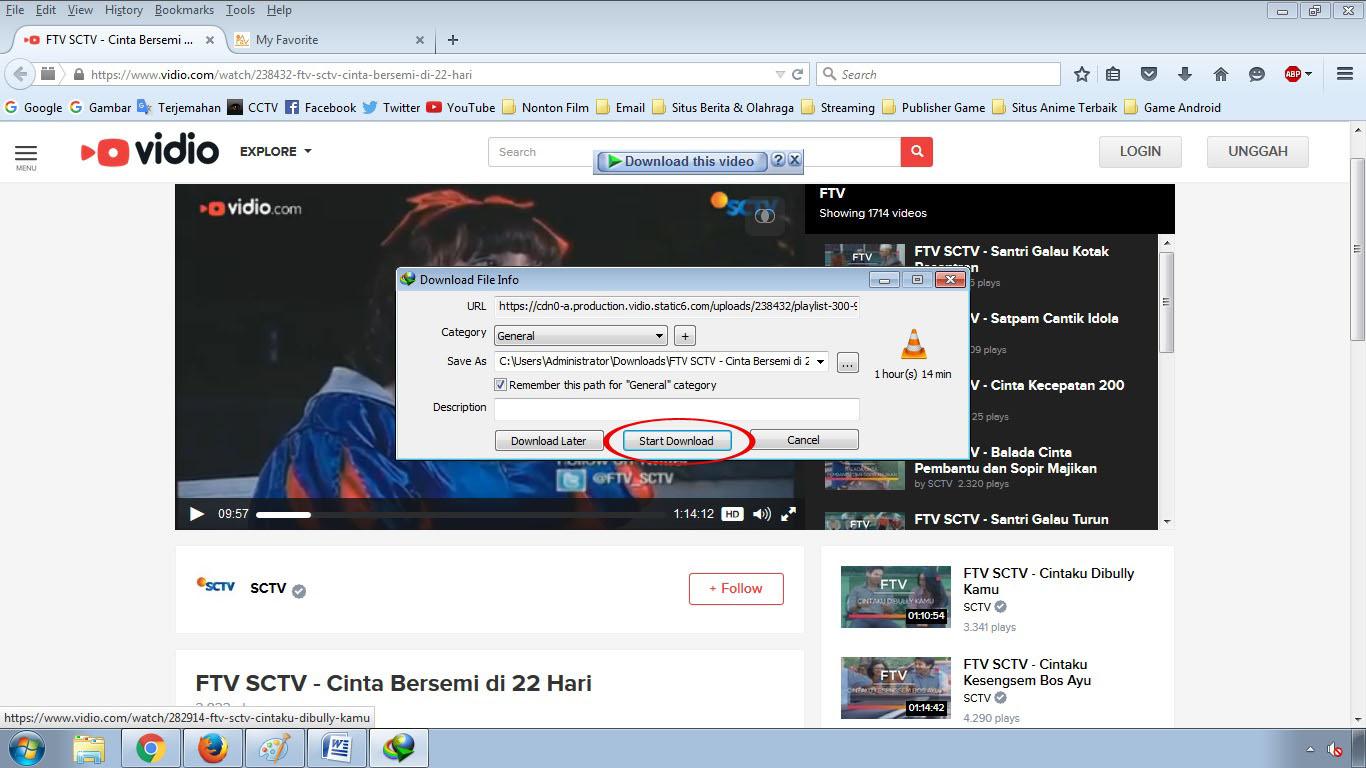 download vidio com