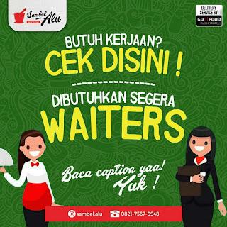 Open Recruitment Segera RM. Sambel Alu Bandar Lampung Terbaru Februari 2018
