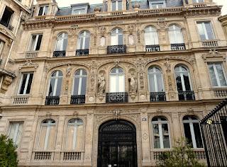 Hôtel particulier néo-renaissance rue Saint Georges