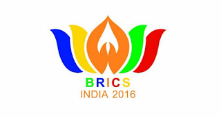 the similarity drawn with BJP's lotus symbol and BRICS's india logo is an example of subliminal message